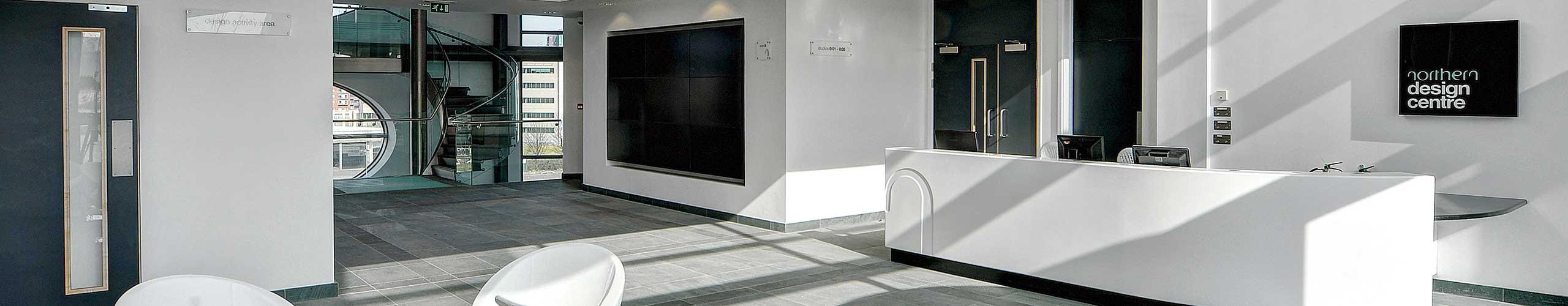 Northern Design Centre reception