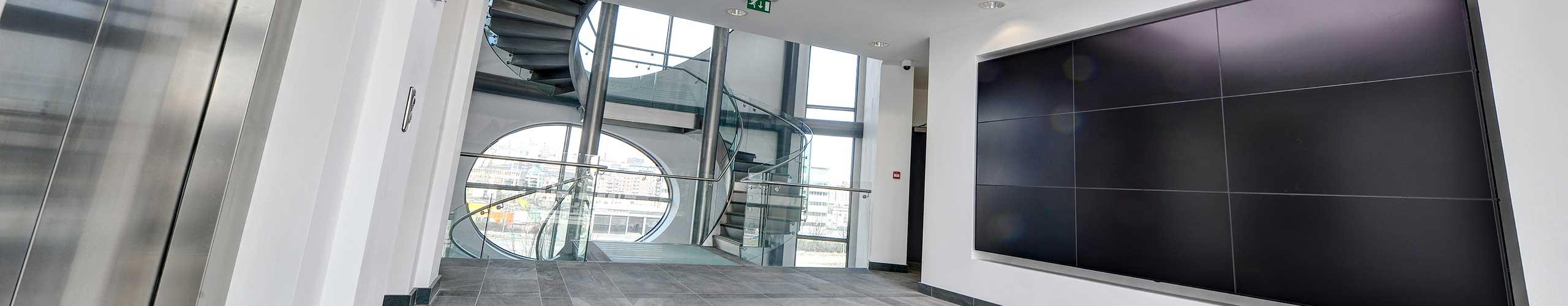 Northern Design Centre lifts